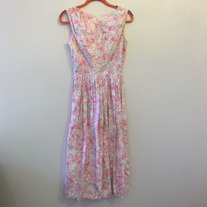 50s vintage whimsy dress